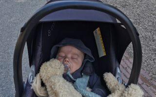 Citytrip Amsterdam met onze baby van 3 maanden
